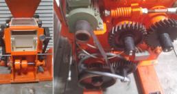 Kunzel 4 Roller Mill