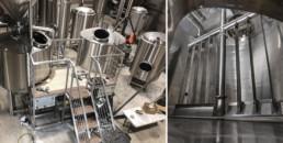 American Craft Fabrication 10 BBL Brewing System