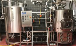 Portland Kettle Works 3.5 BBL System