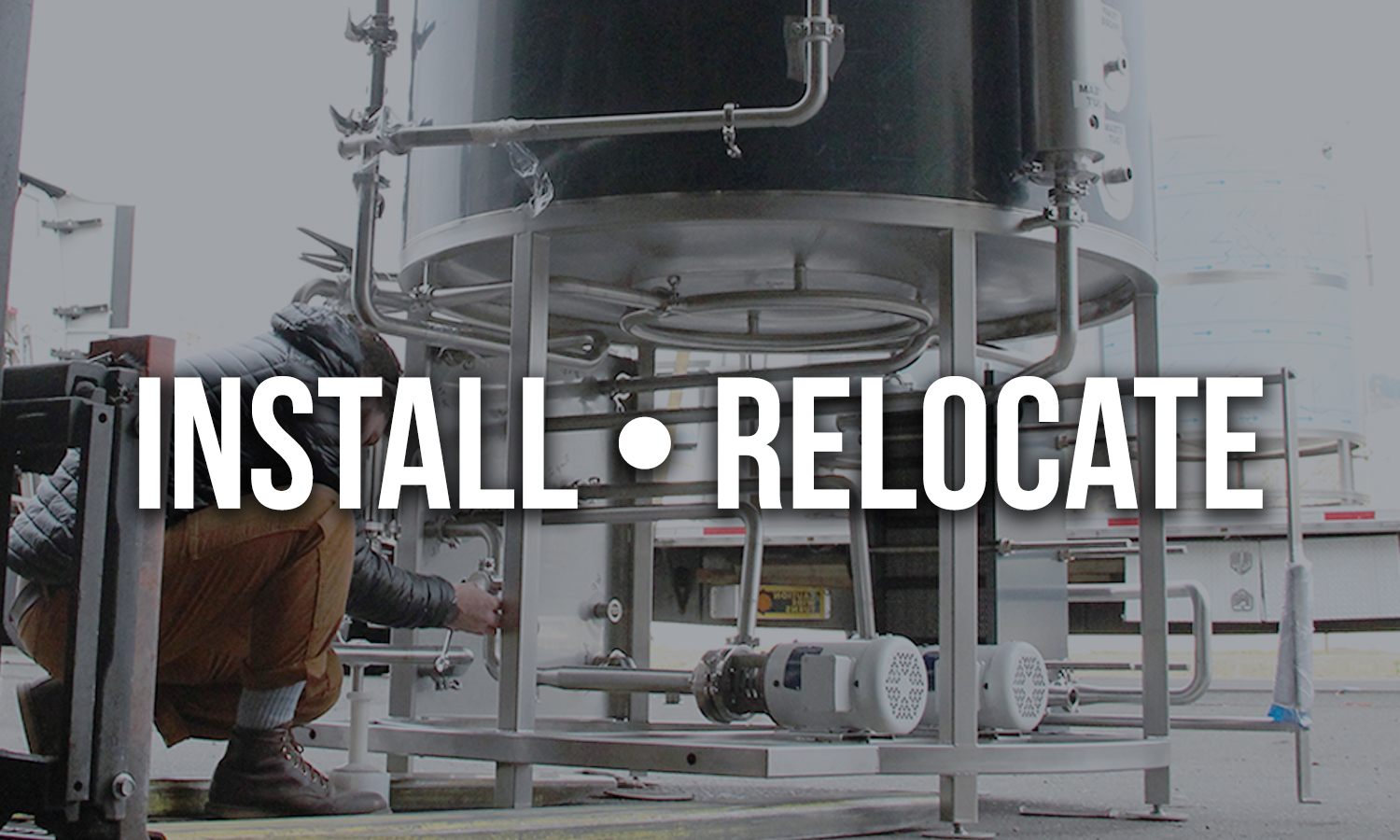 Install and Relocate - 3