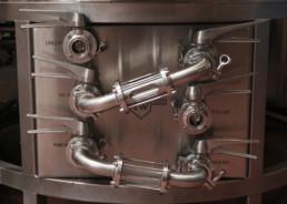 PKW 5 Barrel Manifold