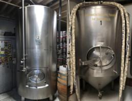 Metalcraft Cellar Tanks